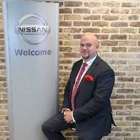 Andrew Turner at Nissan of Gadsden