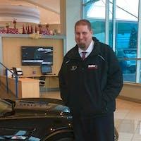 Jay Harrell at Hubler Chevrolet