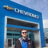 Ethan Cole at Hubler Chevrolet