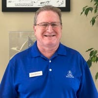 Dave Robinson at Crown Acura Richmond