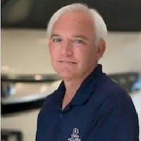 David Burks at Crown Acura Richmond