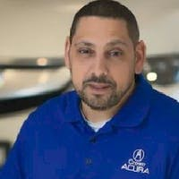 Emil Salib at Crown Acura Richmond - Service Center