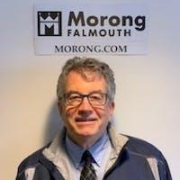 David  Menapace at Morong-Falmouth