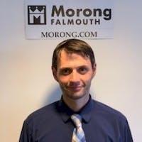 Andy Rogers at Morong-Falmouth