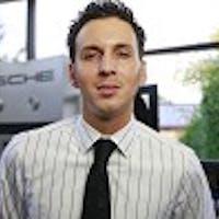 Michael Quaglietta at Porsche Princeton