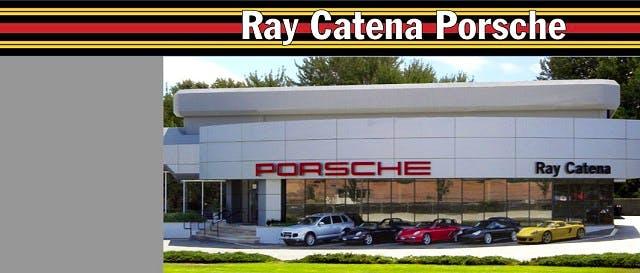 Ray Catena Porsche, Edison , NJ, 08817