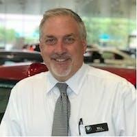 Bill Hinton at Flemington BMW