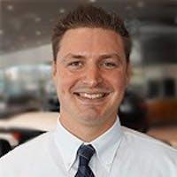 Greg  Eckert at Flemington BMW
