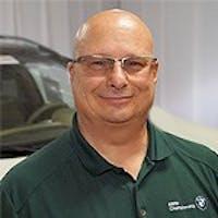 Mike Riccardi at Flemington BMW