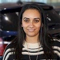 Cindy Amin at Flemington BMW