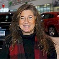 Trini Stelz at Flemington BMW