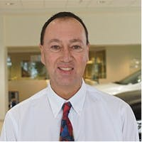 Rob  Wolf at Flemington INFINITI