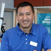 Giao Nguyen at Stohlman Automotive
