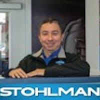 Carlos Coreas at Stohlman Automotive