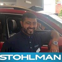 Nasir Temory at Stohlman Automotive
