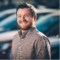 Ian Mangan at Flatirons Subaru