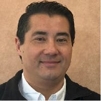 John Delrosario at Kelly INFINITI