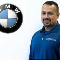 Joe  Lopez at BMW of Palm Springs