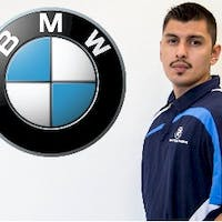 Andrew Perez at BMW of Palm Springs