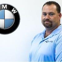 Chris Hapner at BMW of Palm Springs