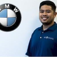 Bryan Gacayan at BMW of Palm Springs