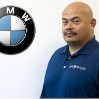 Freddy Valenzuela at BMW of Palm Springs