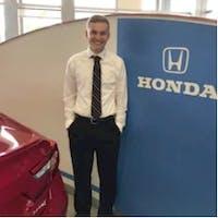 Jonathan  Koglin at Indy Honda