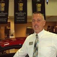 Tim Carter at Indy Honda