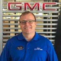 David Hill at Dixie Buick GMC