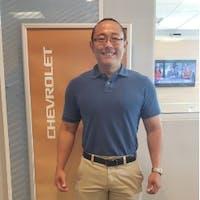 James Cho at Bennett Chevrolet