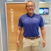 James Cho at Bennett Chevrolet