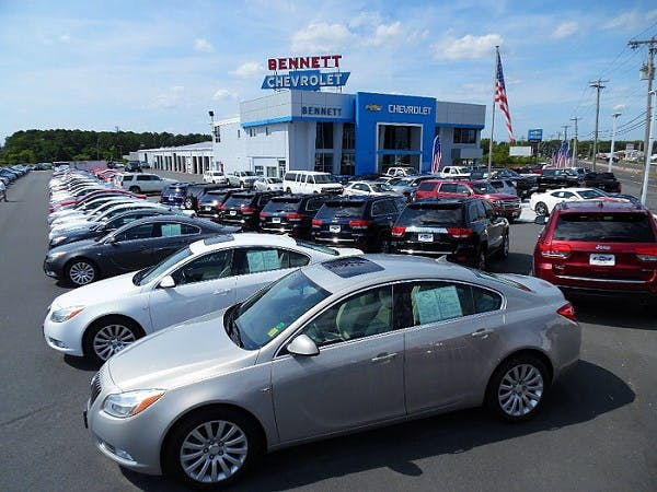Bennett Chevrolet Chevrolet Used Car Dealer Service