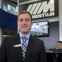 Jared  Caraway at Momentum BMW MINI