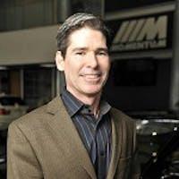Thomas Herald at Momentum BMW MINI