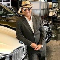 Herry Chauhan at Momentum BMW MINI