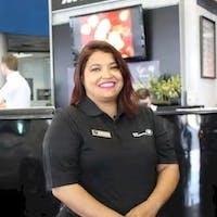 Erica  Hernandez at Momentum BMW MINI