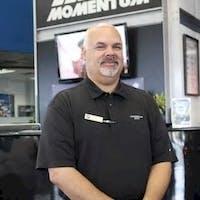 Tony  Sakkis at Momentum BMW MINI
