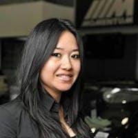 Mai Nguyen at Momentum BMW MINI