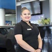 Brianna Ponce  at Momentum BMW MINI