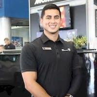 Raul  Gonzales  at Momentum BMW MINI