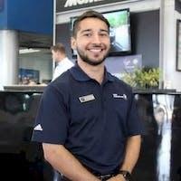 George  Sanchez at Momentum BMW MINI