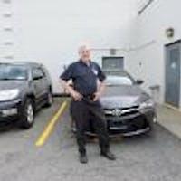 Andrew Broad at Rivera Toyota of Mt. Kisco