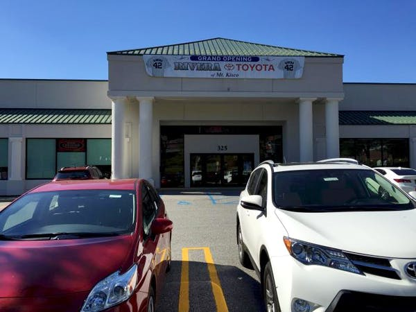 Rivera Toyota of Mt. Kisco, Mt Kisco, NY, 10549
