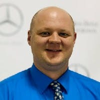 Kyle Swanson at Mercedes-Benz of Hagerstown