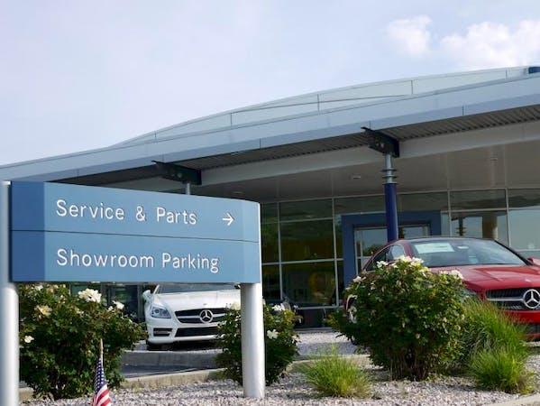 Mercedes-Benz of Hagerstown, Hagerstown, MD, 21740