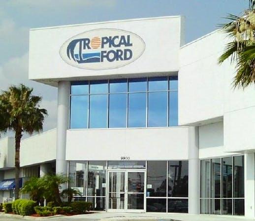 Tropical Ford, Orlando, FL, 32837