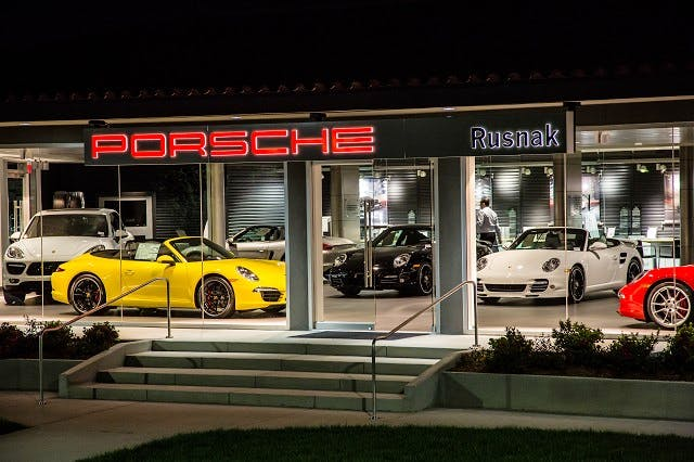 Rusnak/Westlake Porsche, Thousand Oaks, CA, 91362