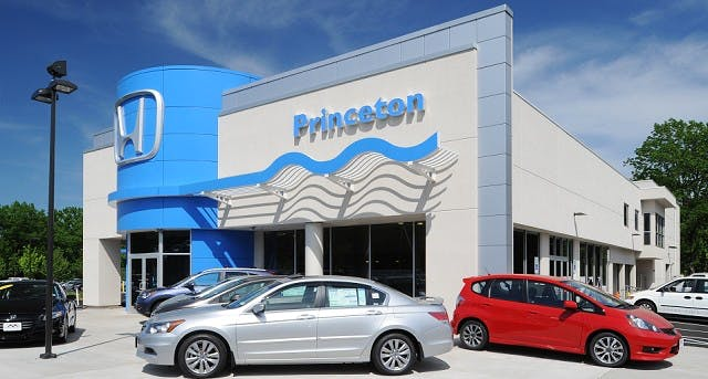 Princeton Honda Service >> Honda Of Princeton Honda Service Center Dealership Ratings
