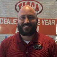 Anthony Ferriera at Tasca Buick GMC