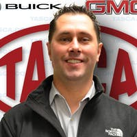 Mike Bessette at Tasca Buick GMC